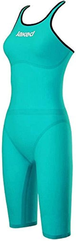 Jaked J Katana Knee Suit Closed Back Emerald 緑 イギリスサイズ20