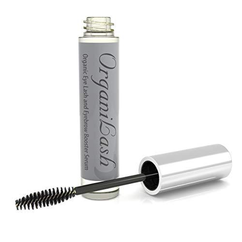Organilash Suero 100% natural y orgánico para cejas y pestañas (10ml)