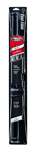 Custom Accessories Black Magic 5045606 Select Scratch Resistant Tint Film, 5% VLT, 24-Inches x 78-Inches
