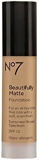 No7 Beautifully Matte Foundation Calico