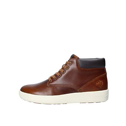 lumberjack Herren Winter Chuck Chukka Boots, Braun (Brown/Dk Brown M0027), 41 EU