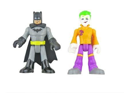 Fisher Price IMAGINEXT BAT CAVE Figures Replacement Batman and Joker