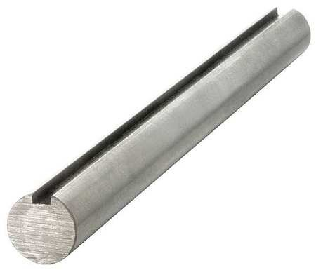 Keyed Shaft, Dia. 5/8 In, 9 In L, CS