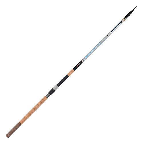 Tubertini Canna da Pesca Absolute 2 Match 4.80 m 15-50 g Inglese da Lancio a Sezioni Separate Ideale Sia per Il Mare Lago Fiume
