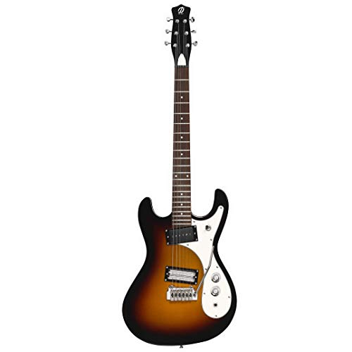 Danelectro 64XT E-Gitarre (3-Tone Burst)