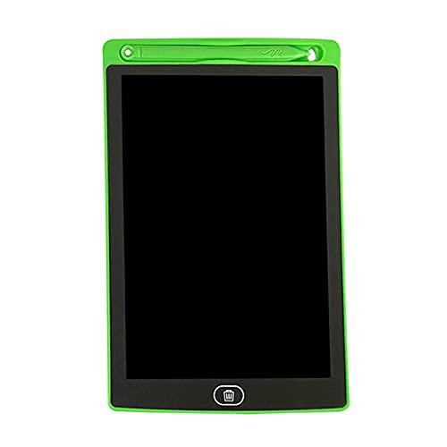 Placa de Escritura LCD de 8,5 Pulgadas, se Puede borrar/Utilizar para Dibujar LCD Tablero de Escritura LCD Notebook Portátil Portátil Smart Board Regalo para niños,T