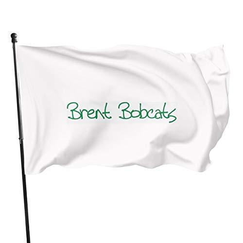 Generic Brands Gear Up - Striscione con grande logo, 3 x 5
