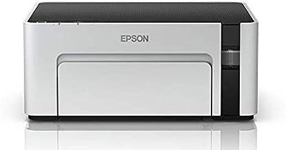 Epson M1100 EcoTank Monochrome InkTank Printer (White)