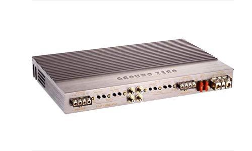 Ground Zero GZUA 4.150SQ-PLUS Amplificateur 4 canaux
