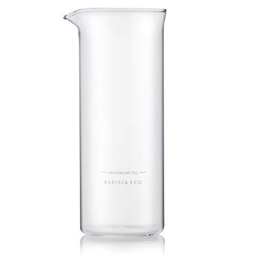 Barista & Co 6BC030-000 Reserve Glas voor Melkopschuimer