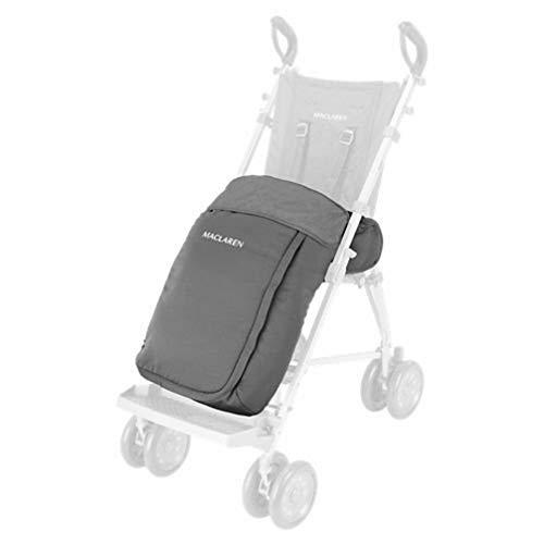 Maclaren Cubrepiés Major diseñada para sillas de transporte para necesidades especiales, Accesorio adecuado para climas fríos, se adapta fácilmente a Major Elite