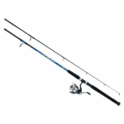 Daiwa D-Wave DWA50-3Bi/G1002M 10' DWA-3Bi Reel And Graphite Rod Combo