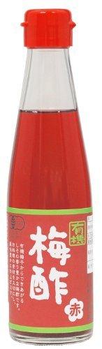 ムソー 有機梅酢〈赤〉 200ml ×10セット