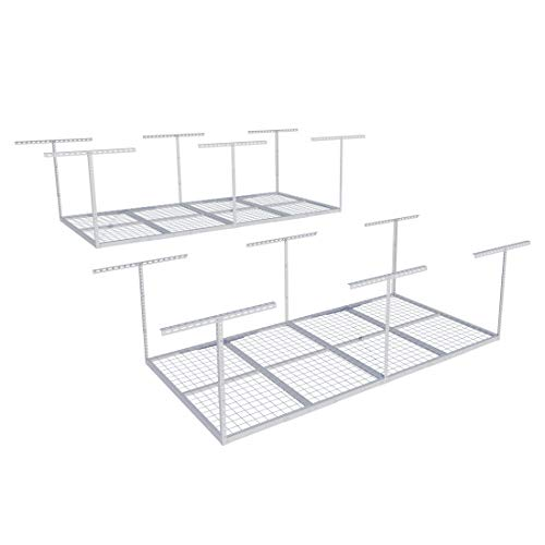 Overhead Storage Rack Set