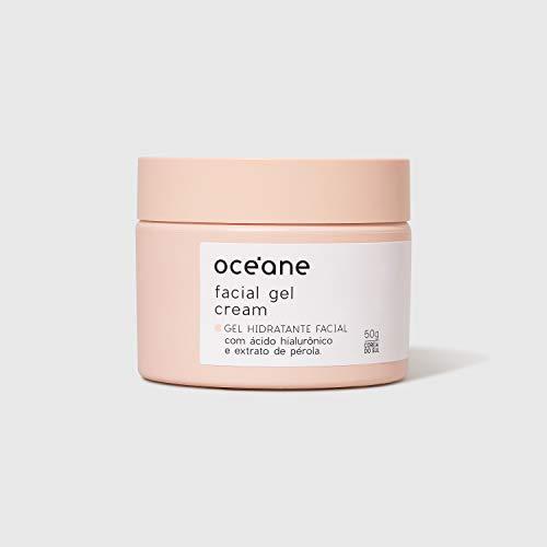 Facial Gel Cream - Gel Hidratante Facial./Unica, Océane