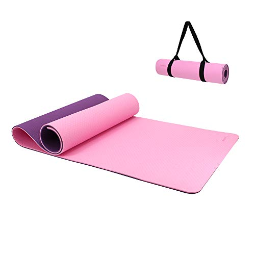 (50% OFF) Extra Thick Yoga Mat $13.00 – Coupon Code