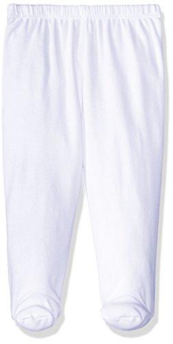 Baby Creysi Pantalón para Bebé, color Blanco, 0 Meses