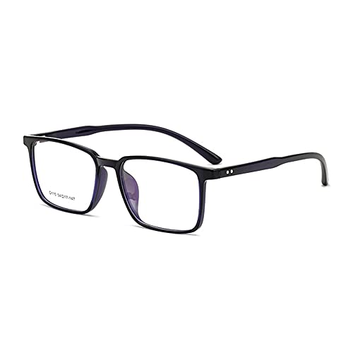 EYEphd Gafas de Lectura para Mujer Ultra Light TR90 Progressive Multi-Focus Anti-BLU-Ray Reader Ampliación +1.0 a +3.0,Azul,+1.25