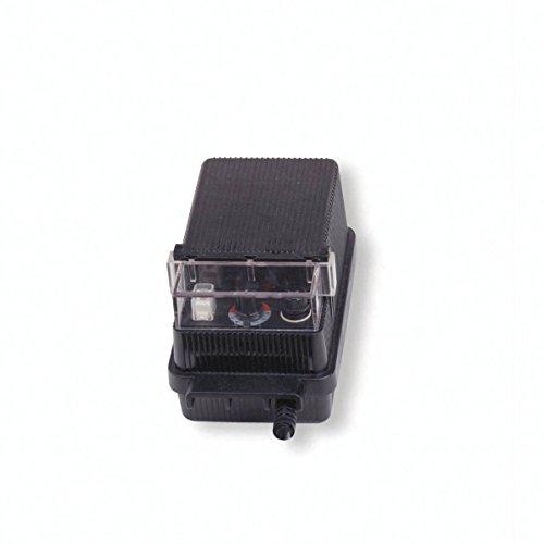 Kichler 15E60BK, Transformer 60W, Black Material (Not Painted)