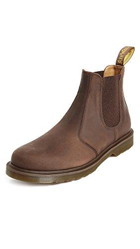 Dr. Martens 2976 GAUCHO Unisex-Erwachsene Chelsea Boots, Braun (Gaucho), 40 EU