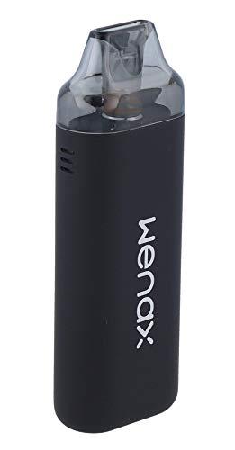 GEEKVAPE, Wenax C1 Pod E Zigaretten Set Pod System max. 20W 3 ml Tankvolumen, Schwarz