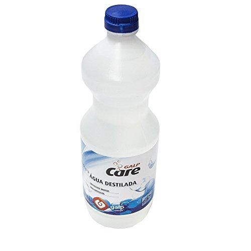 Destilliertes Wasser GALP (für Standard Batterien) und für Kühlwasser, 1 Liter