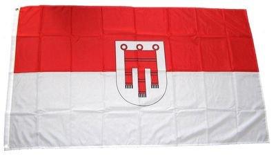Fahne / Flagge Österreich - Vorarlberg NEU 90 x 150 cm