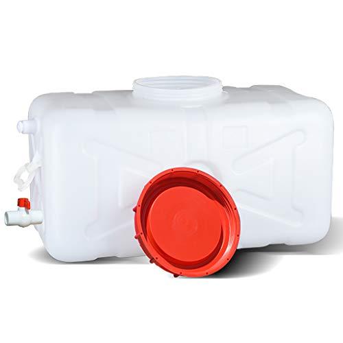 YATONG Bidones de Agua para Tanque de Agua, Garrafa Agua para Automóvil con Válvula, Utilizado para Almacenar Agua Potable para Cortes de Energía o Recorridos Sin Conductor