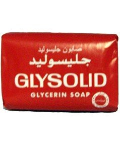 GLYSOLID Glycerine Soap 100g
