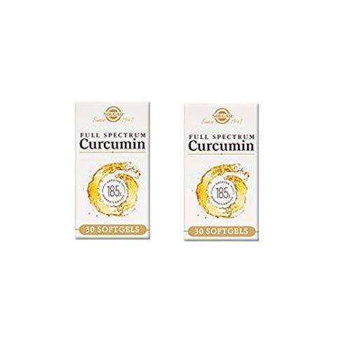 curcumina full spectrum pack 2 cajas 30 capsulas