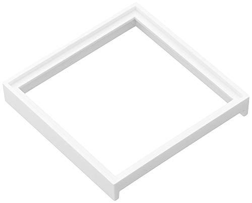 Gira Adapterrahmen 028203 50x50 Quad System 55 reinweiss