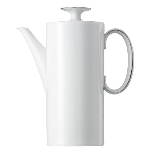 Thomas Medaillon Kaffeekanne 6 P. Platinband 2 mm