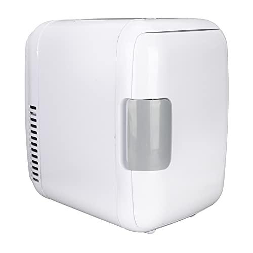 Mini refrigerador, mini refrigerador de 4 l Fácil de operar Bajo consumo de energía Durable de usar Diseño ergonómico Mango humanizado para automóvil para el hogar