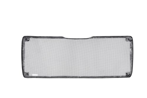 Belmor BS-2160-1 Black Bug Screen Truck Grille Cover for 1996-2018 Freightliner Columbia
