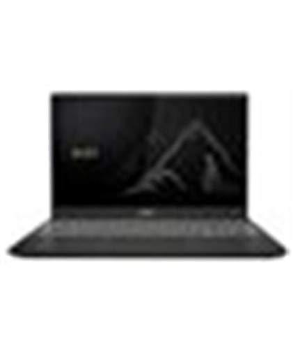 MSI Summit E15 A11SCS-078ES - GeForce GTX 1650 Ti Max-Q, 32 GB RAM, 1 TB SSD, 15.6 inch 4K scherm