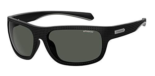 PLD 7022/S Occhiali da Sole, Black, 63 Uomo