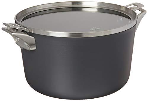 Calphalon Premier Space Saving Nonstick 12qt Stock Pot with Cover