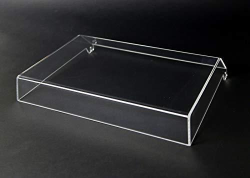 Plattenspielerhaube für Revox B 790 Haube Deckel dust Cover Plattenspieler in 4mm Ausführung