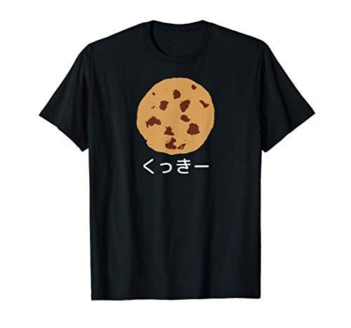 Keks auf Japanisch, Plätzchen Cookie Schokokeks Schoki Japan T-Shirt