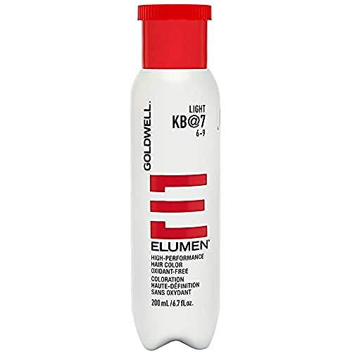Goldwell Elumen Light Haarfarbe 7 KB, 1er Pack, (1x 200 ml)