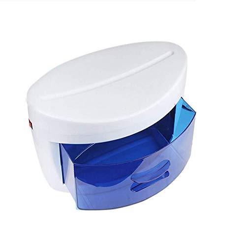 LED Esterilizador Caja UV Desinfección, Desinfección UV Profesional Desinfectar Dispositivo Limpiador para...