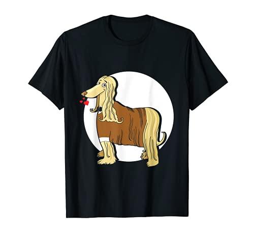 Amante divertente dell'animale domestico del cucciolo del cane sveglio Maglietta