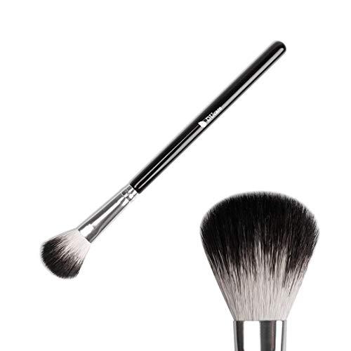 Cwenjing 1 Pcs Surligneur Fan Brush Portable Contour Brosse De Coupe Concealer Brosse Contour Maquillage Brosse Idéal pour cadeau