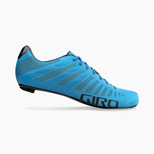 Giro Empire SLX Carbon Men's Road Cycling Shoes, Iceberg - Azul, 42.5