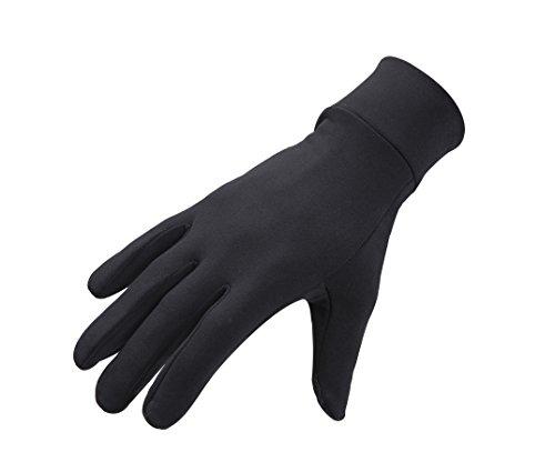 Red Stone Running Gloves Touchscreen Lightweight Soft Cycling Bike Sport Gloves(L)