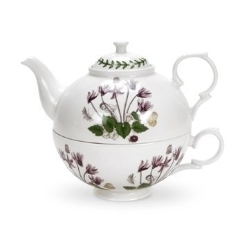 Portmeirion Botanic Garden Tea For One Set 12oz