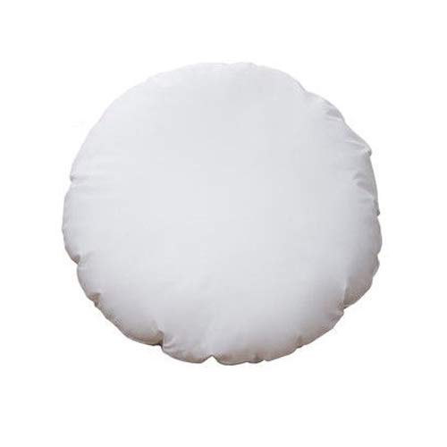 IZO Home Goods Coussin décoratif d'extérieur (81,3 cm rond)