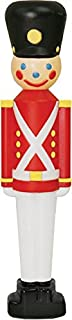 General Foam Plastics C3330TS Toy Soldier with Black Hat Figurine, 32-Inch
