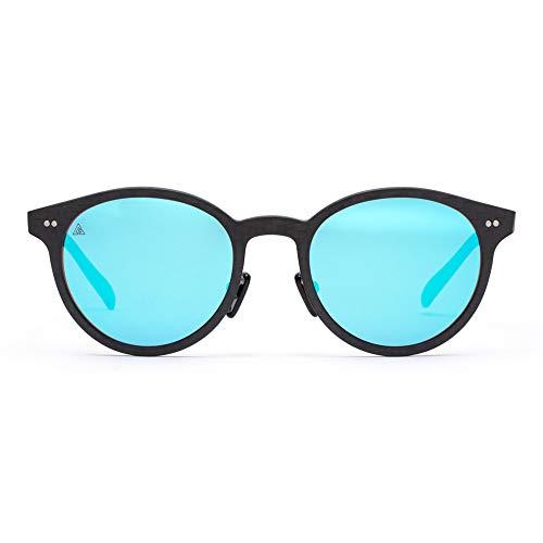 GRAFFIT ● Gafas de sol Polarizadas ● 100% Fibra de Carbono ● UV400 ● Unisex ● Modelo Selfie ● Gafas Polarizadas ● Máxima Resistencia y Ligereza ● Diseño Clásico Atemporal