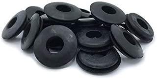 50 Black Gladhand Seals 10028 Black Rubber Gladhand Seals